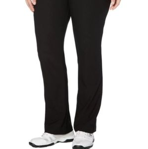 Callaway Black Golf Pants Size 16 Women's PERFECT